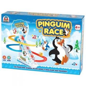 Imagem - Pinguim Race Braskit cód: P56576
