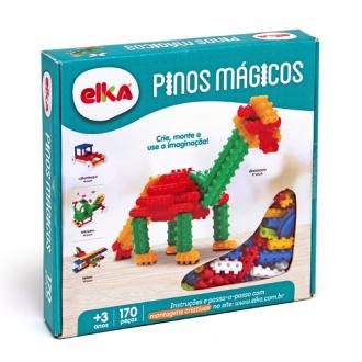 Imagem - Pinos Mágicos Elka cód: P5686