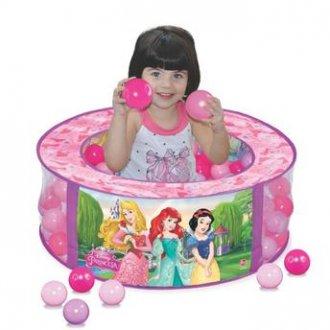 Imagem - Piscina de Bolinhas Princesas cód: P26505