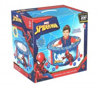Imagem - Piscina de Bolinhas Spider Man cód: P51245