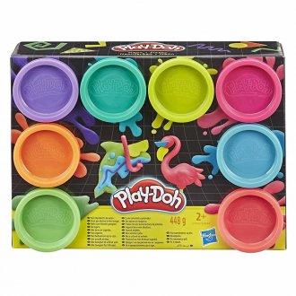 Imagem - Play Doh Massa C/ 08 cód: P53912