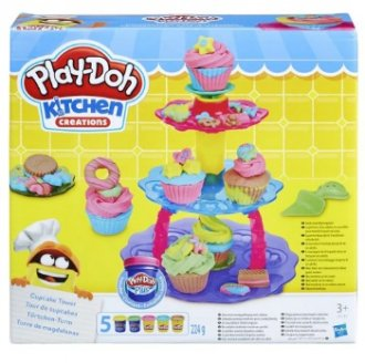 Imagem - Play Doh Torre Cupcake cód: P19996