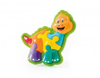 Imagem - Puzzle Animal 3D Dino  cód: P51398