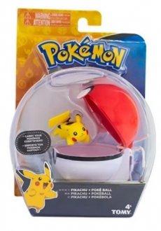 Imagem - Pokemon - Clip Carry Pikachu + Pokebola cód: F59361