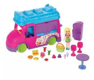 Imagem - Polly Food Truck 2 em 1 cód: P24462