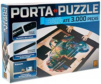 Imagem - Porta Puzzle até 3000 peças cód: P54619