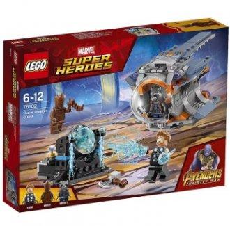Imagem - Procura da Arma de Thor Lego cód: P49373