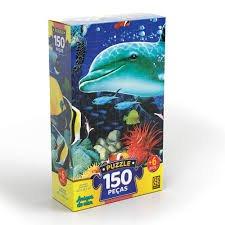 Imagem - Puzzle Amigos do Mar cód: P51191