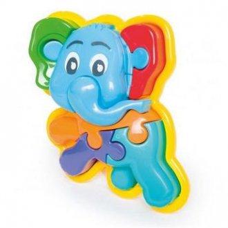Imagem - Puzzle Animal 3D Dino  cód: P51399