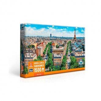 Imagem - Quebra cabeça 1500 peças Belle Paris cód: F59714