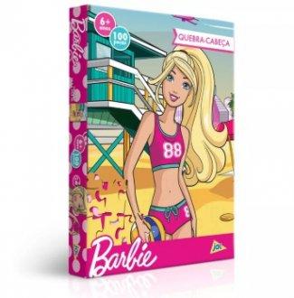 Imagem - Quebra Cabeça Barbie cód: P32753
