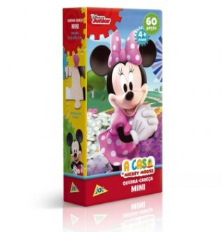 Imagem - Quebra Cabeça Casa do Mickey cód: P338