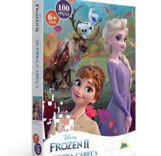 Imagem - Quebra Cabeça Frozen 2 cód: P56556