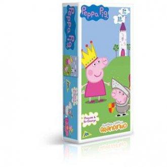 Imagem - Quebra Cabeça Peppa Pig cód: P22271
