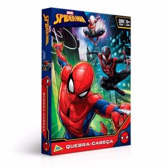 Imagem - Quebra Cabeça Spider cód: P48638