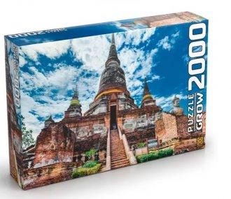 Imagem - Quebra Cabeça Templo Tailandes cód: P48742