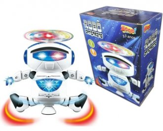 Imagem - Robo Dançarino Zoop Toys cód: F59089