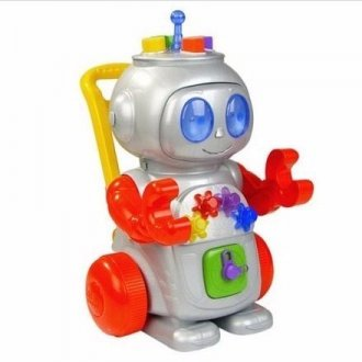 Imagem - Robô Magic Toys cód: P12006