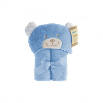 Imagem - Roupão Baby Joy Azul Incomfral cód: P36356