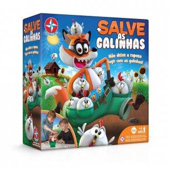 Imagem - Salve as Galinhas  cód: P50659