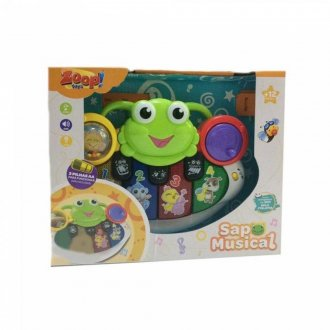 Imagem - Sapo Musical Zoop Toys cód: 59091