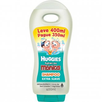 Imagem - Shampoo Turma da Mônica cód: P35420