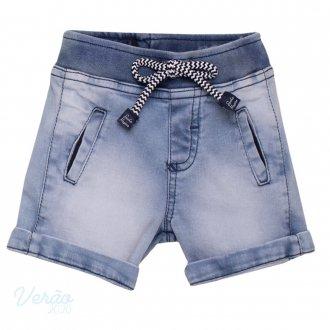 Imagem - Shorts Menino Jeans Athletic cód: P1803