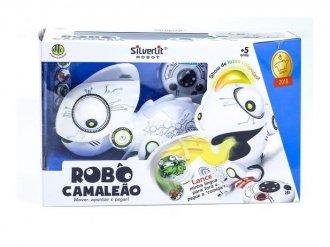 Imagem - Silverlit Robo Camaleão cód: F50257