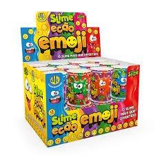 Imagem - Slime Ecão Emoji cód: P54120