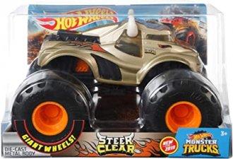 Imagem - Steer Clear Hot Wheels Monster cód: F57216