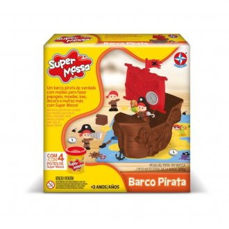 Imagem - Super Massa barco Pirata cód: P50578