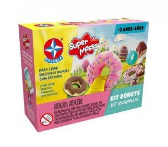 Imagem - Super Massa Kit 2 Donuts cód: P54422
