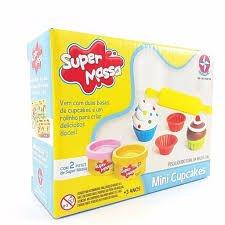 Imagem - Super Massa Mini Cupcakes cód: P10759