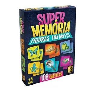 Imagem - Super Memória Figuras Infantis cód: P24988