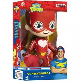 Imagem - Super Sereia Luccas Neto - Brinquedos Rosita cód: F62553