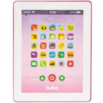 Imagem - Tablet Pink Buba cód: 37645