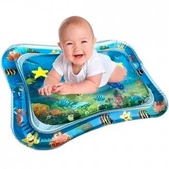 Imagem - Tapete Interativo Inflável de Água para Bebê cód: 43325