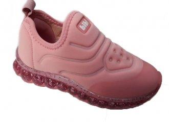 Imagem - Tênis Infantil Bibi Roller Celebration Rosa cód: F58118