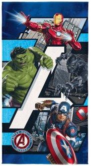 Imagem - Toalha Aveludada Avengers cód: P51721