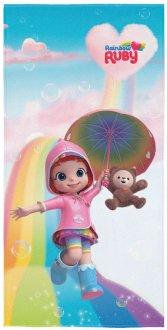 Imagem - Toalha Aveludada Rainbow cód: P51706