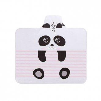 Imagem - Toalha de Banho Colibri Panda Rosa cód: 43568