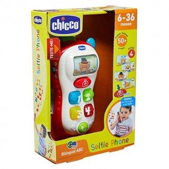 Imagem - Toy ABC Selfie Phone Chicco cód: 42536