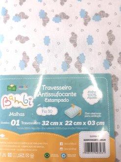 Imagem - Travesseiro Antissufocante Elefante cód: P38736