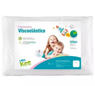 Imagem - Travesseiro Visco Fibrasca cód: P14284