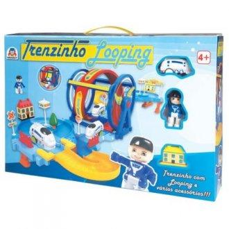 Imagem - Trenzinho Looping Braskit cód: P50642