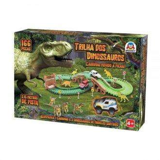 Imagem - Trilha dos Dinossauros Braskit cód: F60640