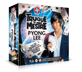 Imagem - Truques de Mestre do Pyong cód: P54614