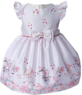 Imagem - Vestido Maria Cecília Beth Bebê cód: 42991