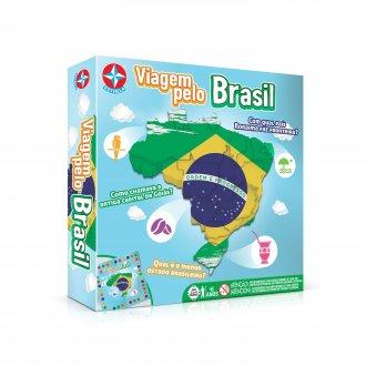 Imagem - Viagem pelo Brasil cód: P54944