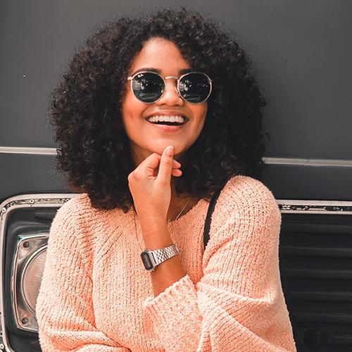 5 penteados para cabelos afro para você se inspirar
